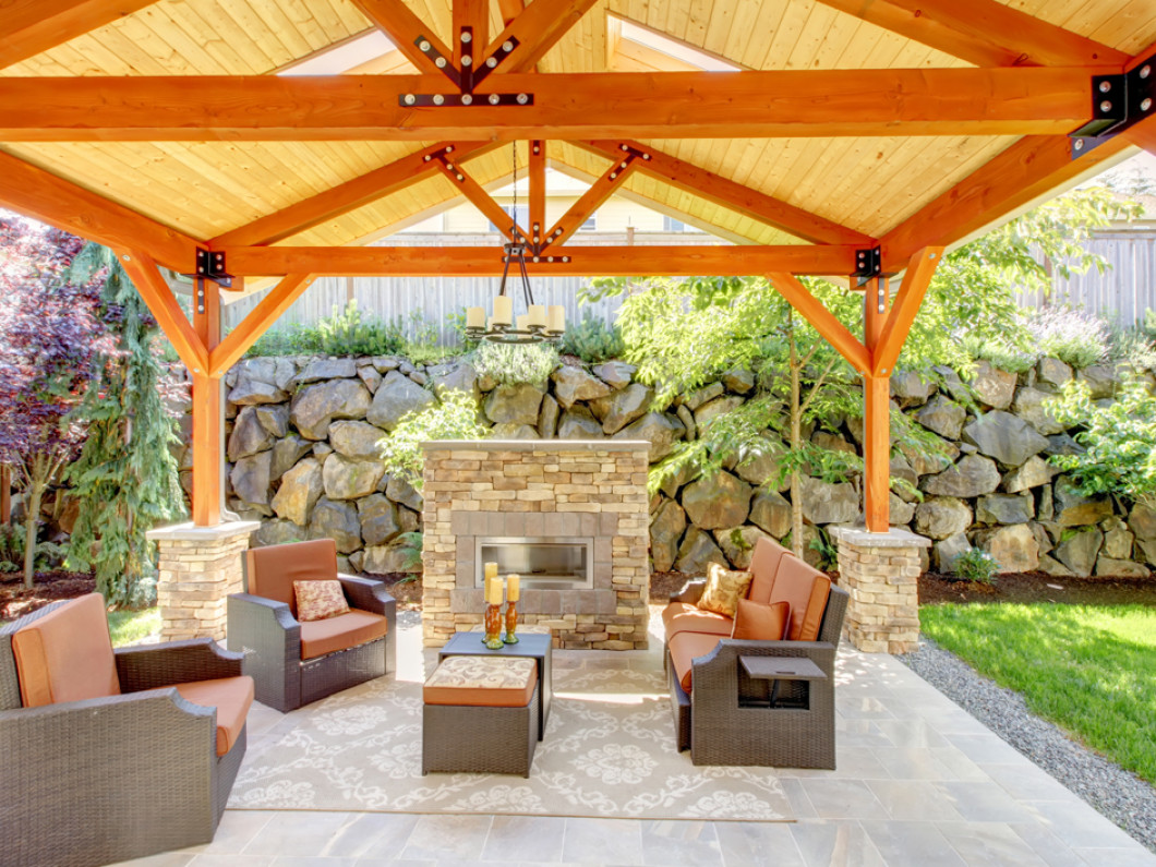 What can we install in your backyard?